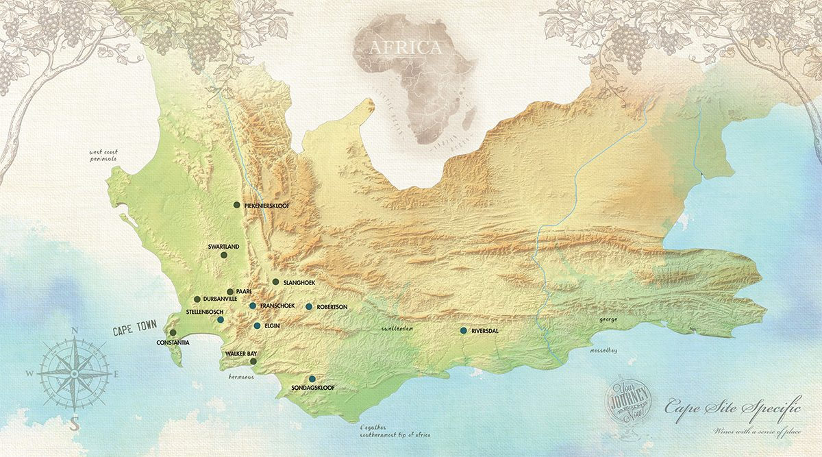 Cape Site Specific - Wines with a sense of place